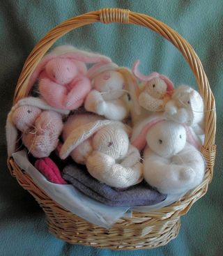 Basket Rabbits