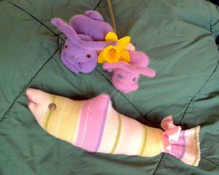Fish bunny spring 2012